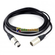 XLR Balance Signal Cable - Microphone Cable - Audio Cable - DMX Signal Cable
